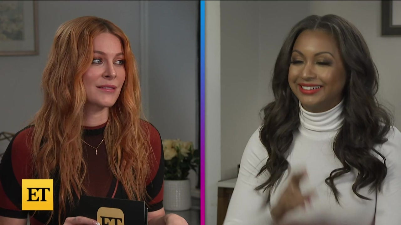 'RHONY's Leah McSweeney and Eboni K. Williams Interview Each Other!