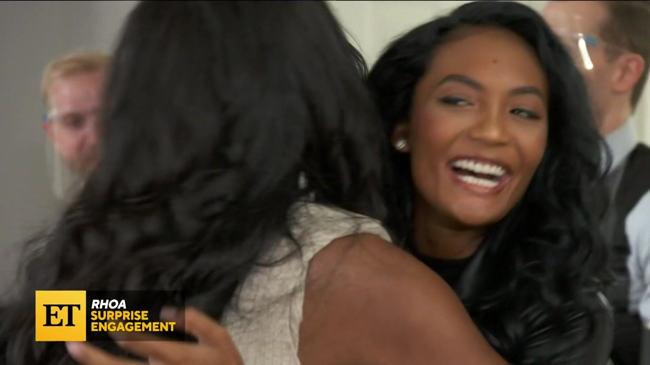 Porsha Williams Engaged to Former Friend Falynn Guobadia's Ex!