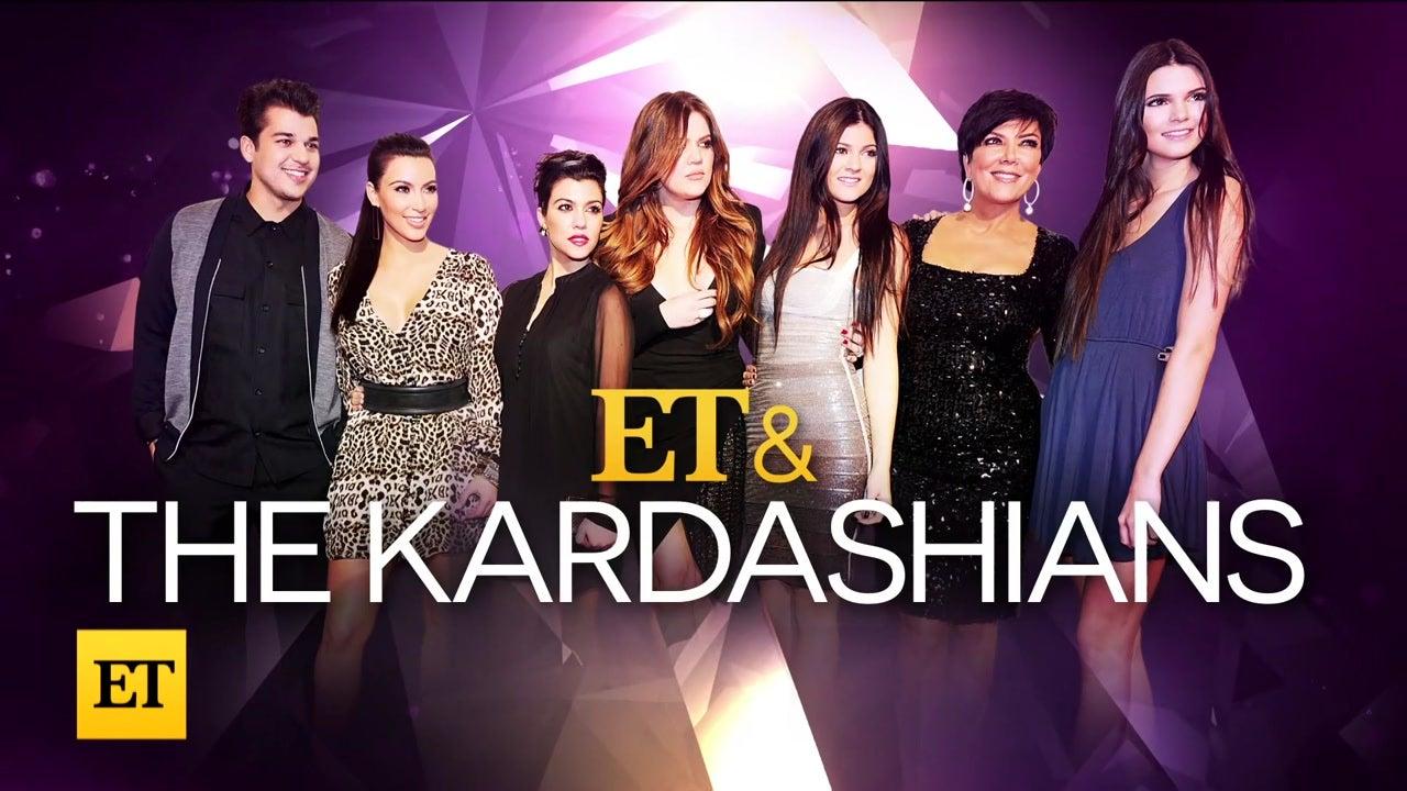 ET & The Kardashians: Kim Through the Years