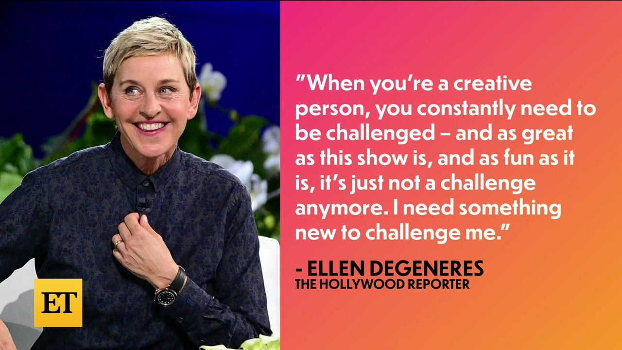 The Download: Ellen to End Her Talk Show in 2022