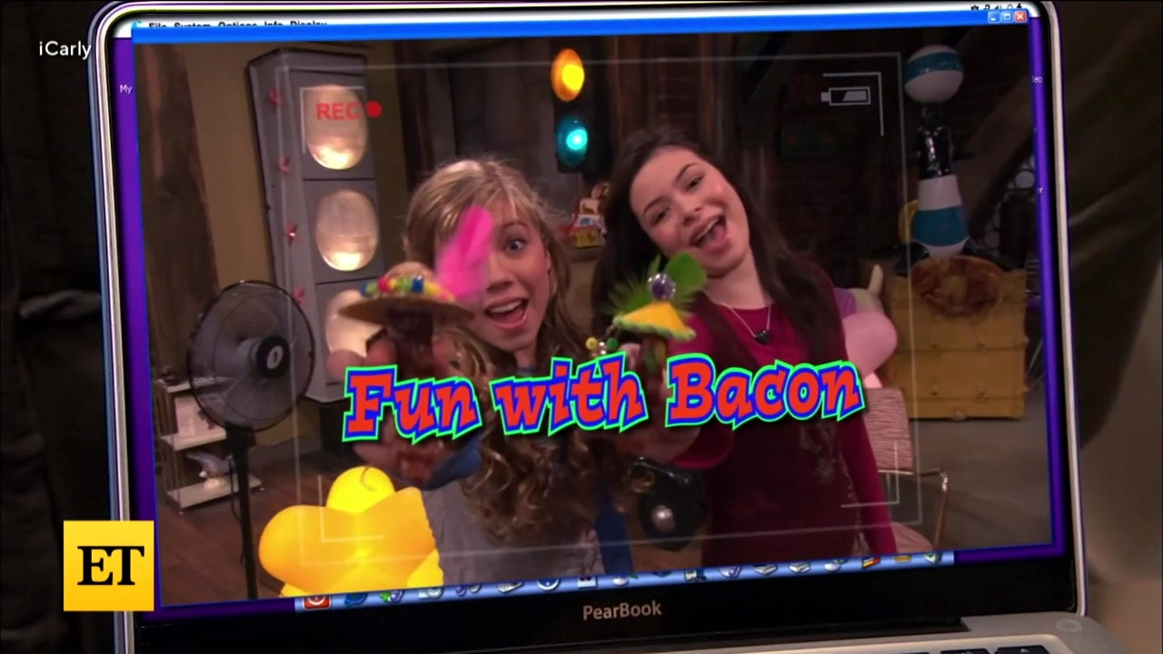 iCarly' Revival Sets Premiere Date on Paramount+! See the Cast On Set