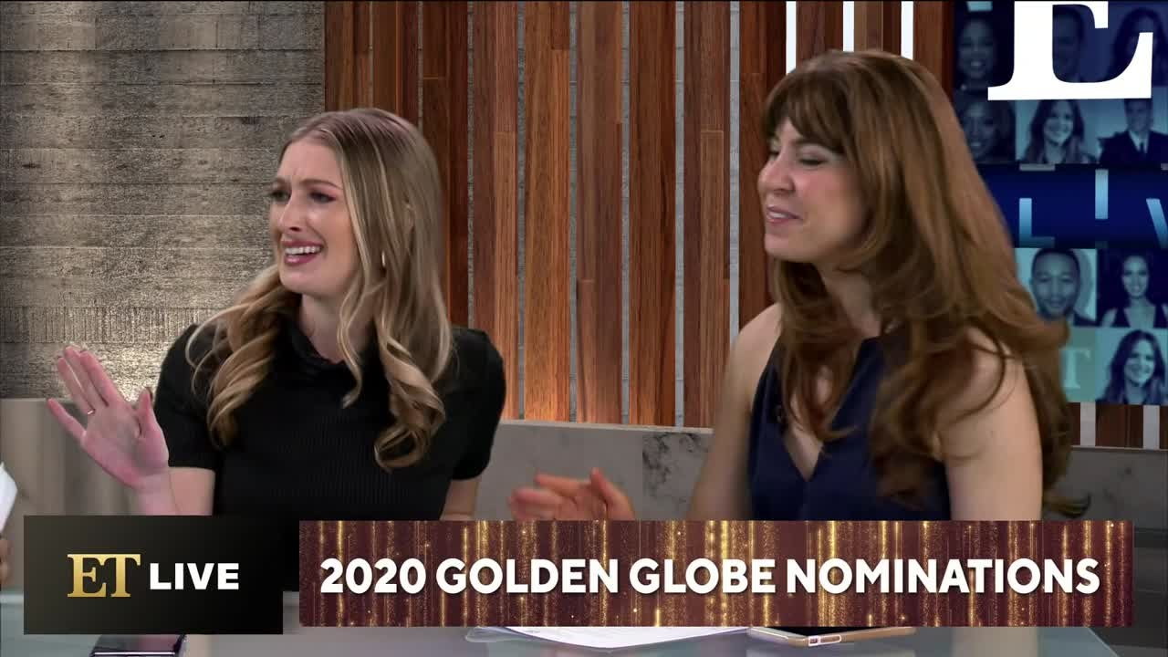 Best Actress Nominees 2020.Golden Globe Nominations 2020 Best Actress In A Drama Series