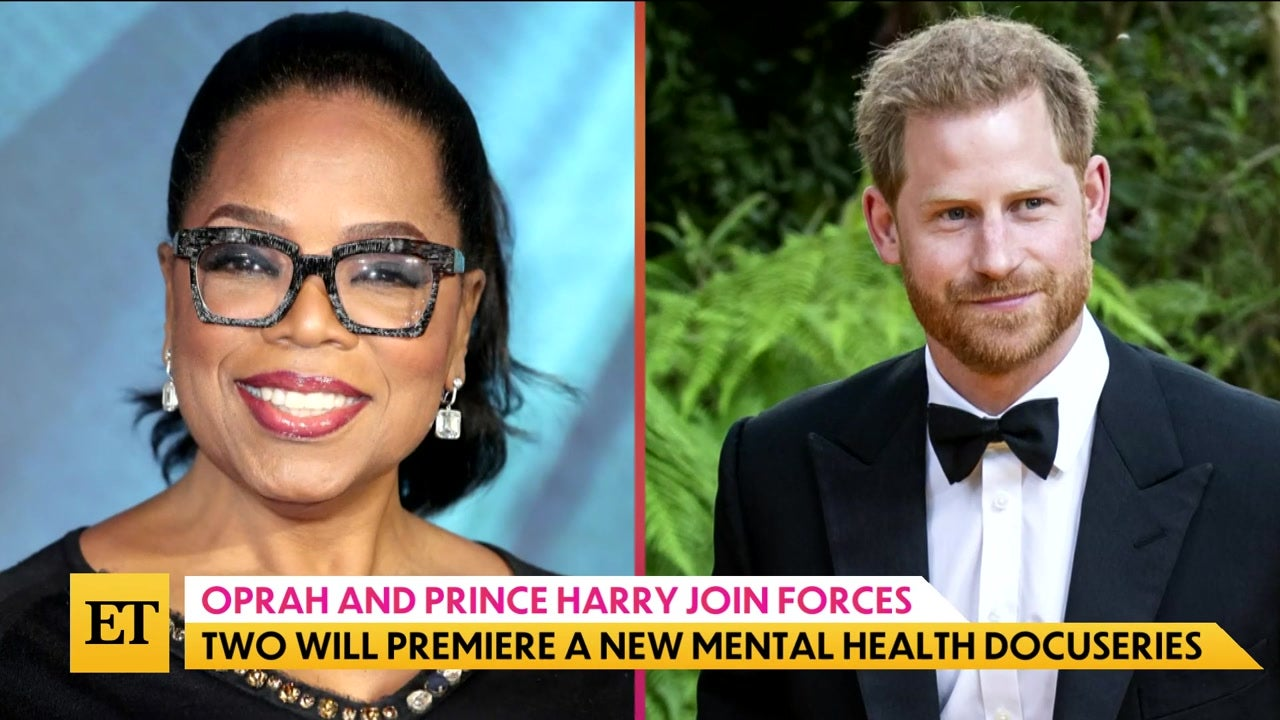 The Download: Prince Harry's New Project with Oprah!