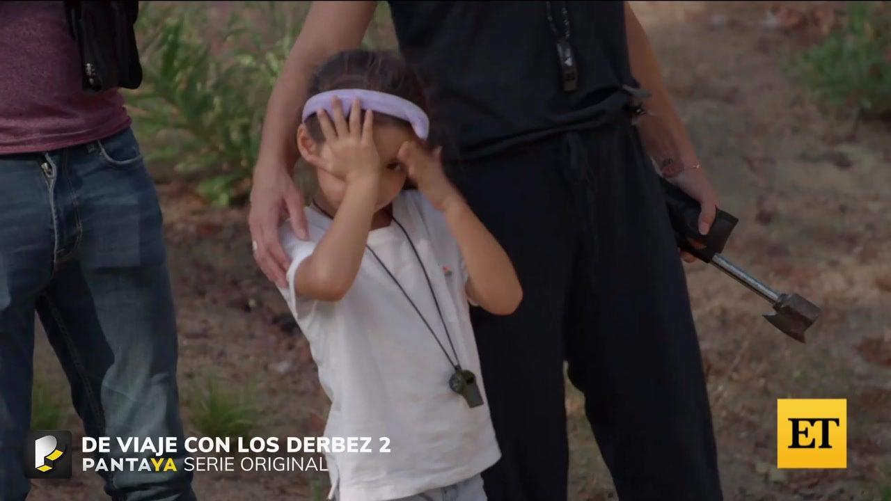 See the Derbez Family Face the Outdoors in 'De Viaje' Season 2
