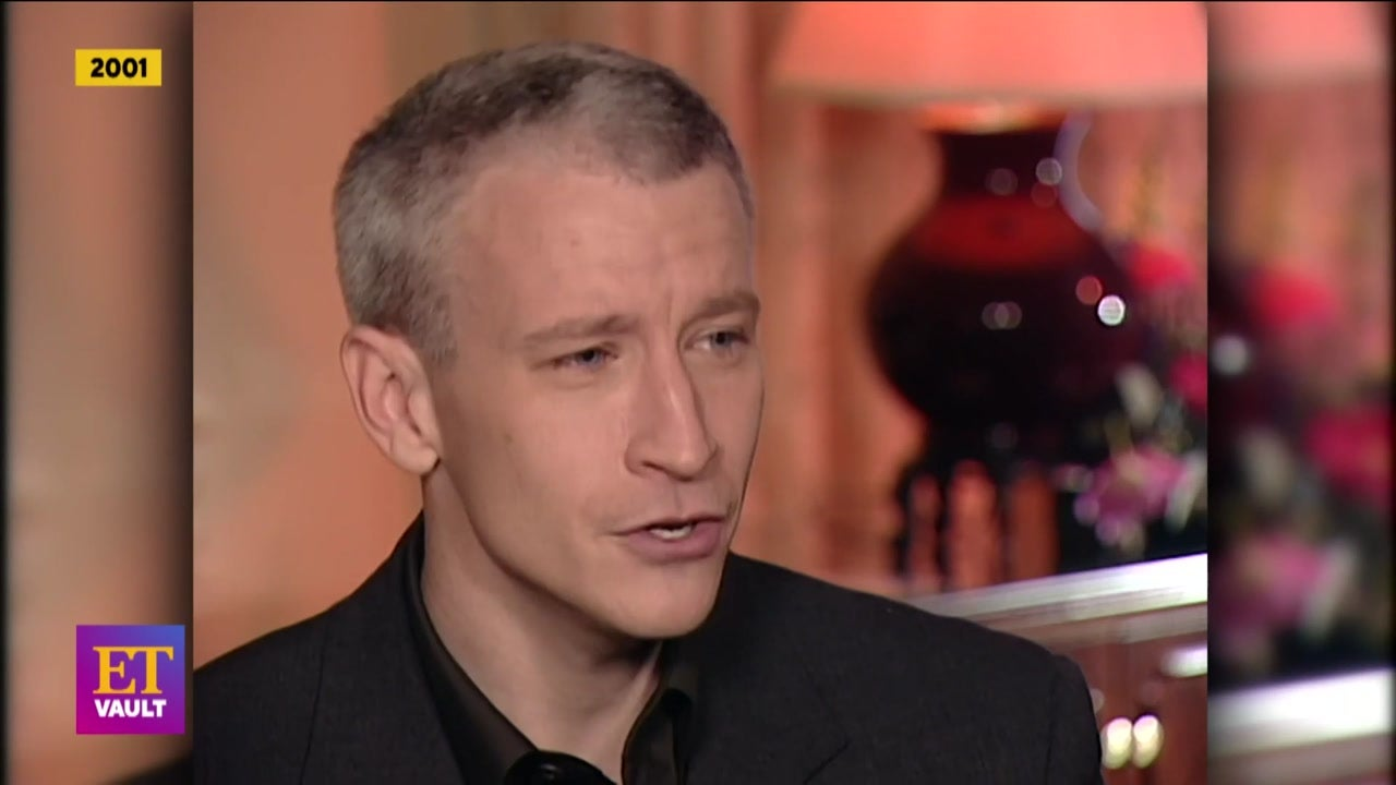 'The Mole': Anderson Cooper Says Mom Gloria Vanderbilt EMBARRASSED Him By Loving the Show (Flashback)