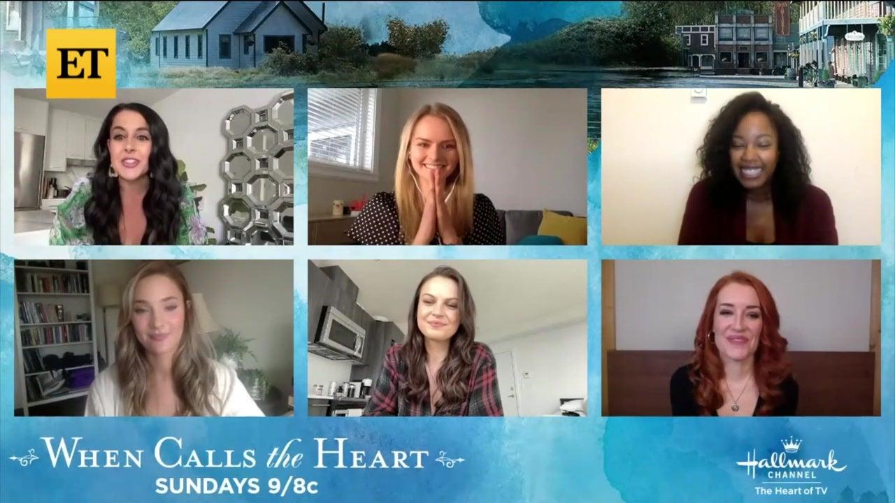 'When Calls the Heart' A New Dynamic Between Faith & Carson