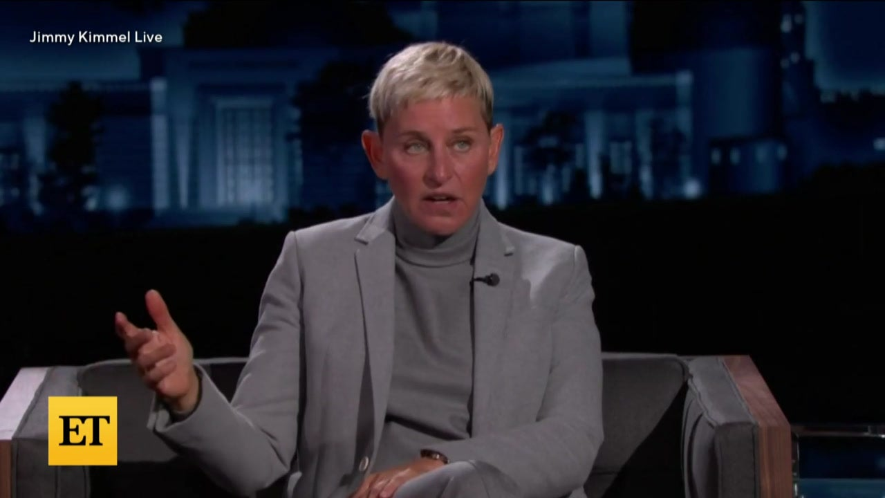 Ellen DeGeneres Hilariously Recalls Drinking 'Weed Drinks' Before Taking Wife Portia to the Hospital