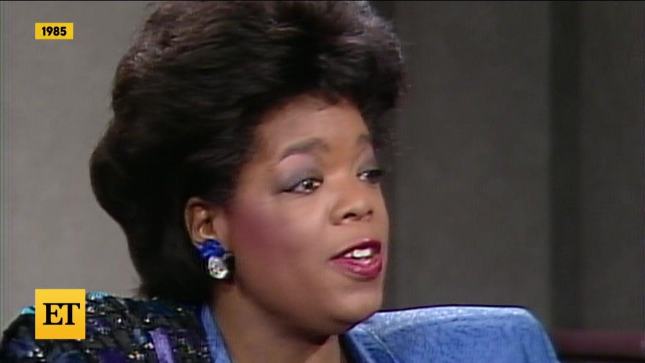 'The Color Purple': Oprah Winfrey Talks Breakout Role (Flashback)