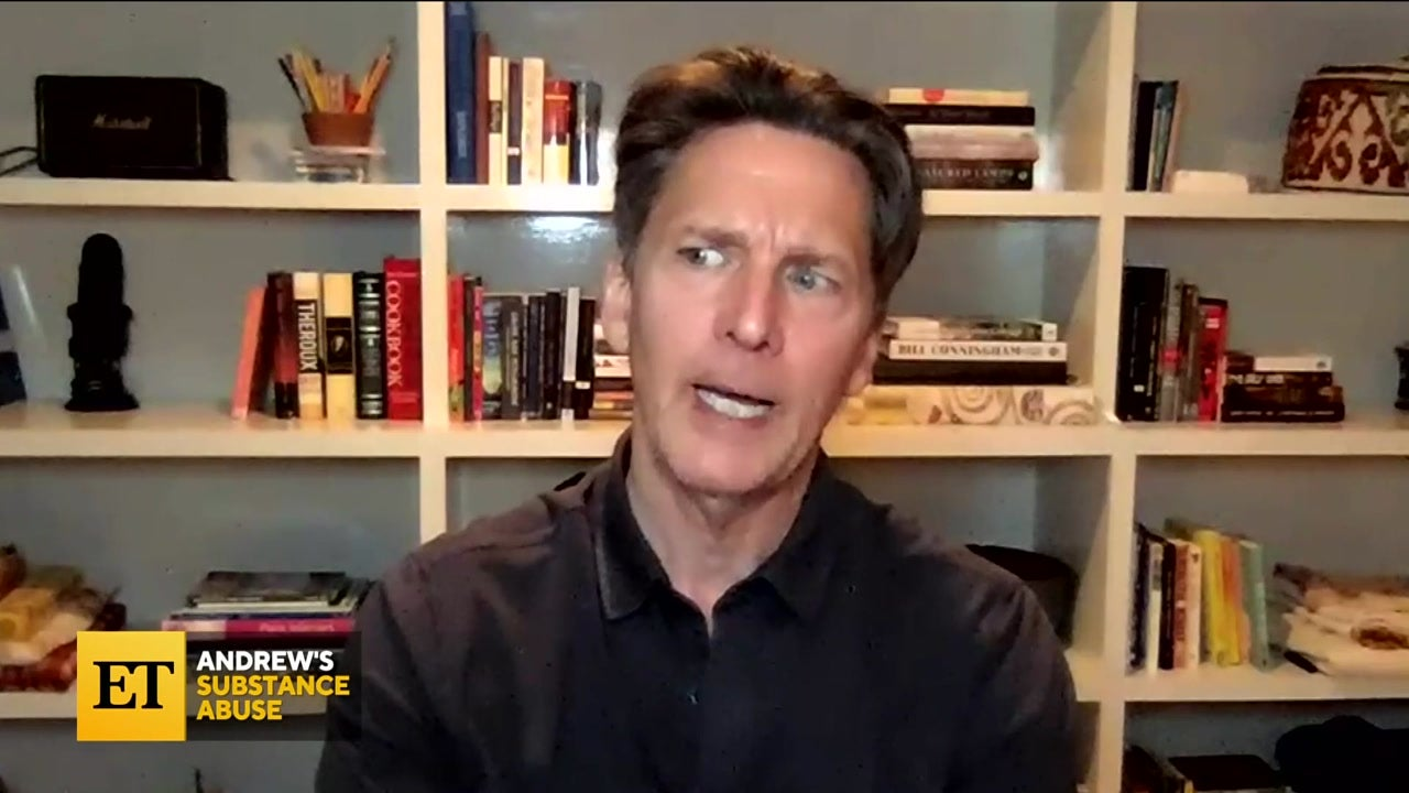 'St. Elmo's Fire' Star Andrew McCarthy on His Drug Abuse Battle