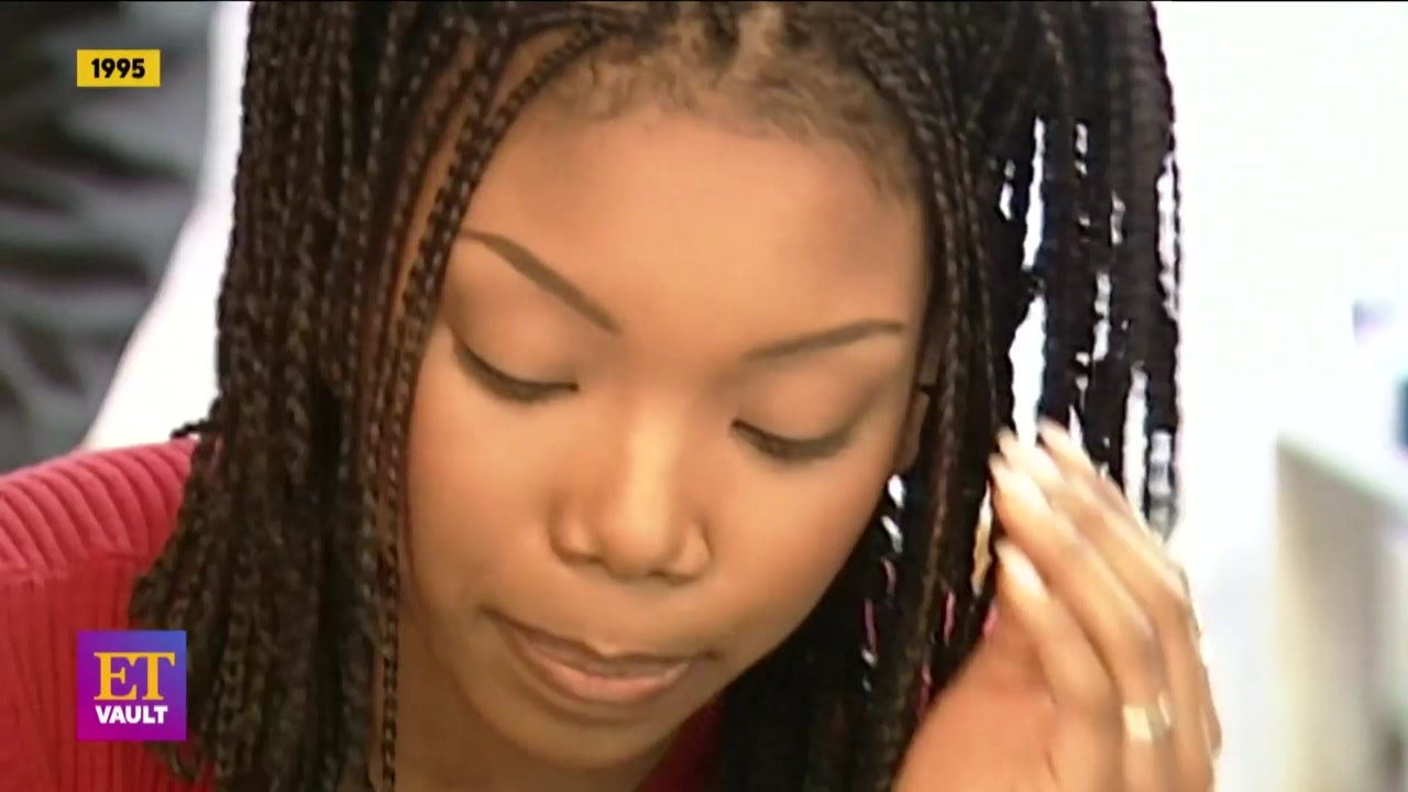Moesha: Brandy Talks Being NERVOUS While Filming the First Episode! (Flashback)