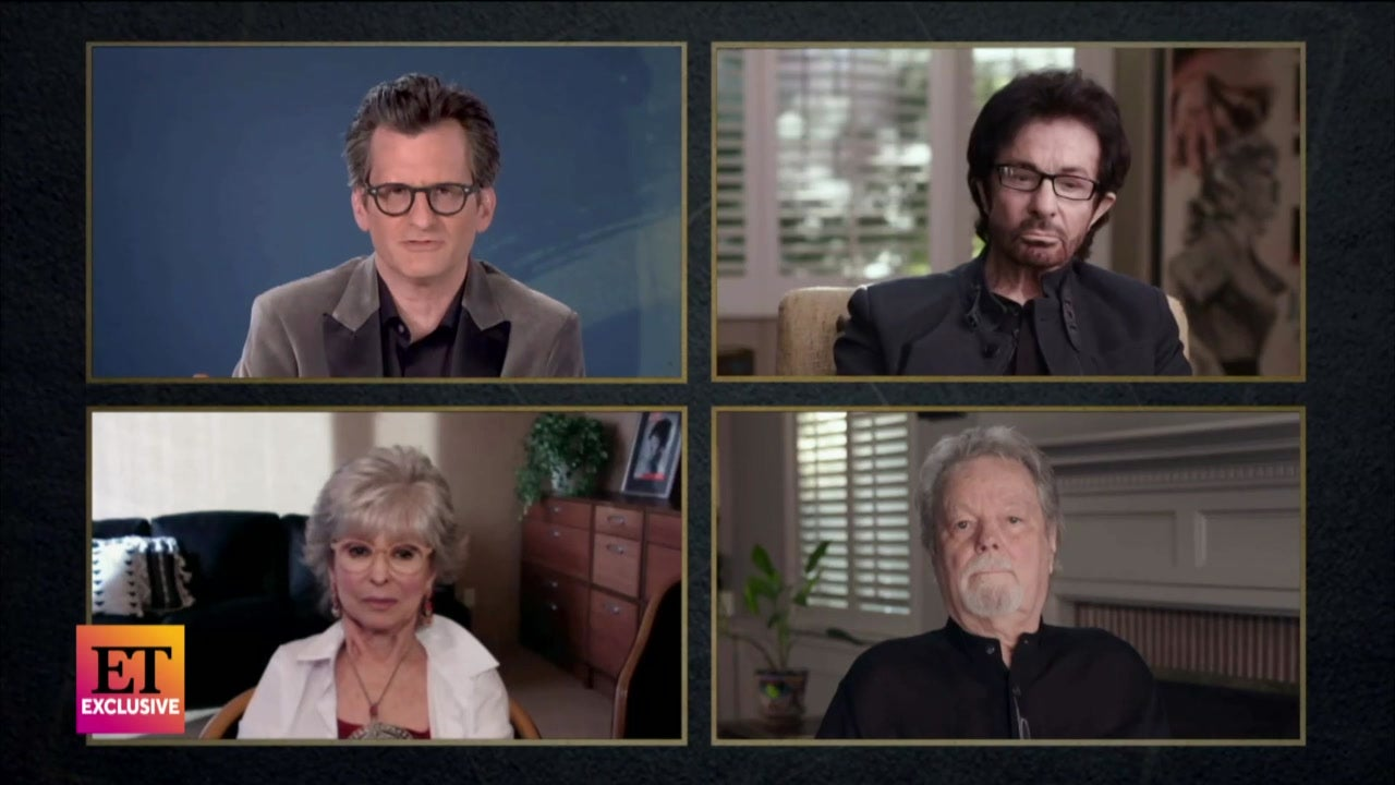 Rita Moreno and 'West Side Story' Cast Reunite for 60th Anniversary (Exclusive)