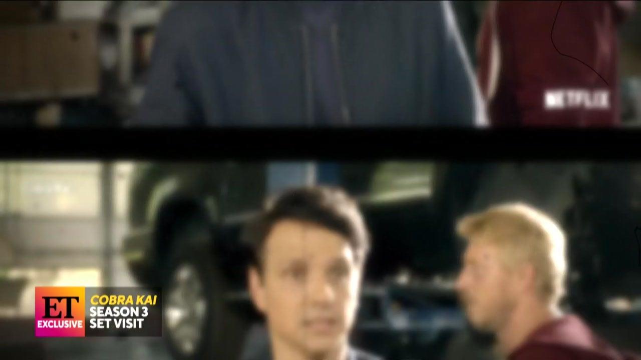 'Cobra Kai' Season 3 Set Visit - Part I