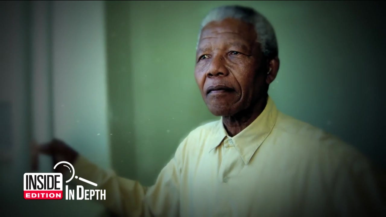 Inside Edition: In Depth - What Nelson Mandela's Grandson Says Will 'End HIV/AIDS