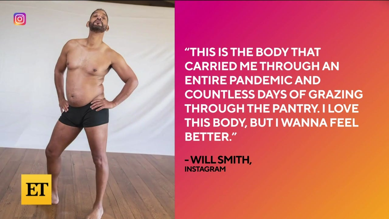 Will Smith Jokes He's in the 'Worst Shape' of His Life