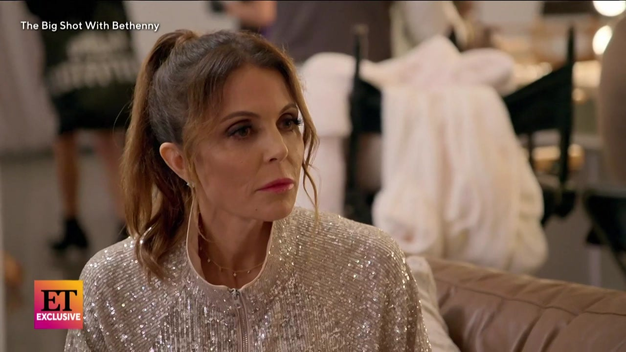 'Big Shot With Bethenny': Contestant in Tears After Photo Shoot Drama